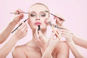 Ideal make-up beautification