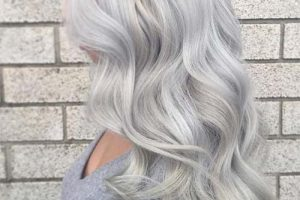 Grandmas would not be the only ones rocking grey hair now!