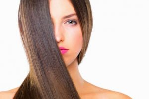 Natural ways to get the effect of perfectly straightened hair